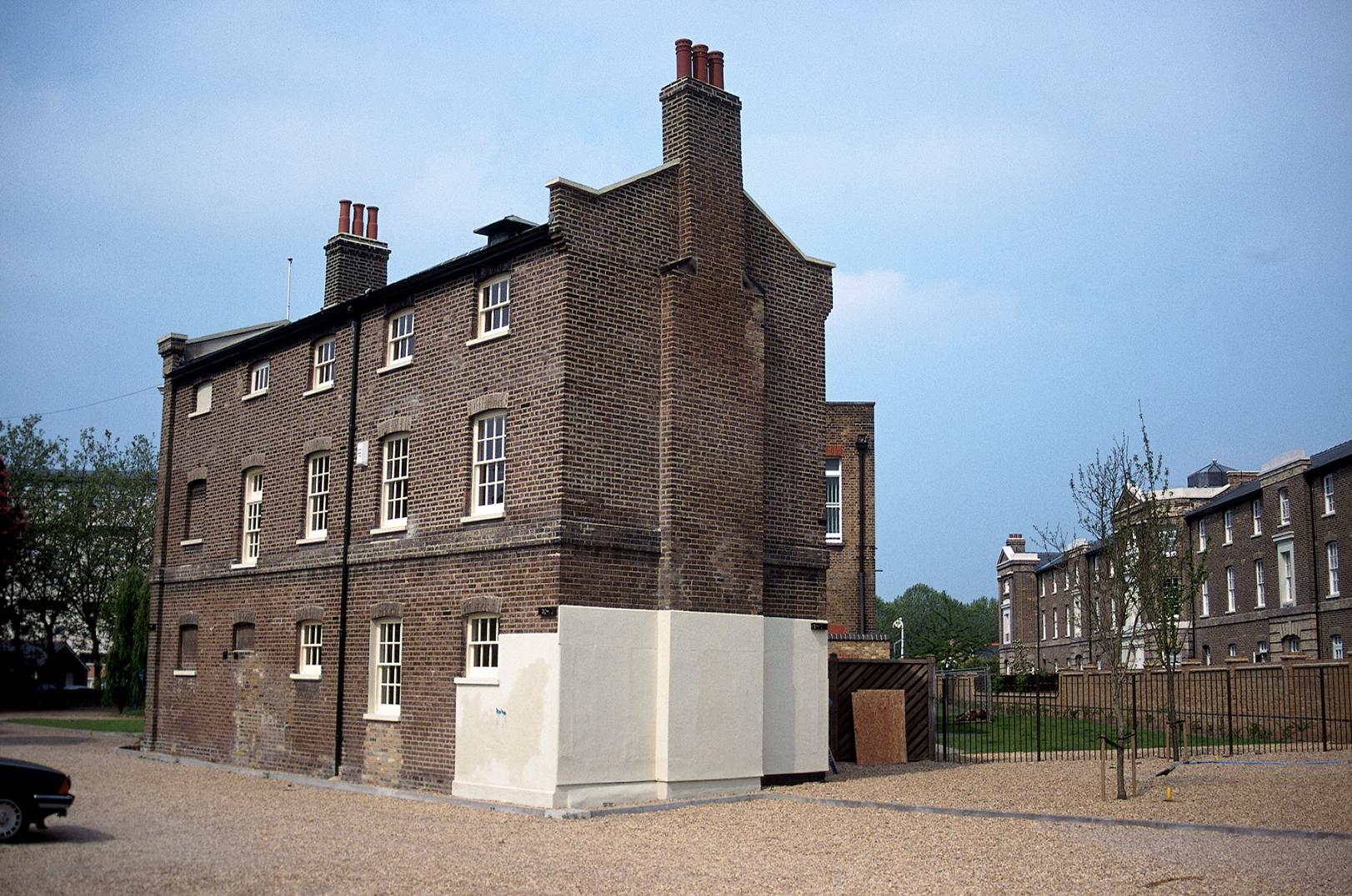 Lnagthorne Hospital Project - Doctor's House