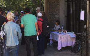 Open House SECC volunteers