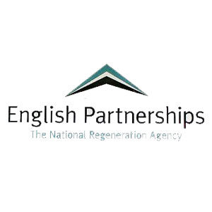 English Partnerships logo
