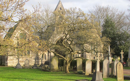 LHBT South Ealing Cemetery Project Thumbnail