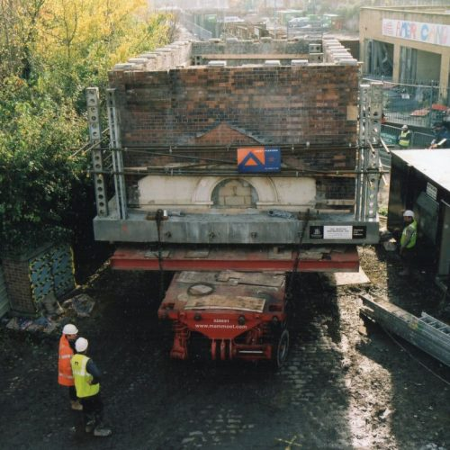 St Pancras Waterpoint project - on the move